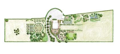 Daltons plantation concept plan